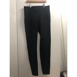 Old navy black leggings xs skinny pants jeggings